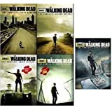 The Walking Dead : Complete Seasons 1 - 5 Collection