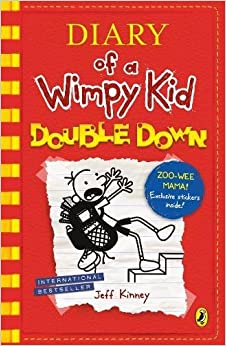 diary of a wimpy kid pdf double down