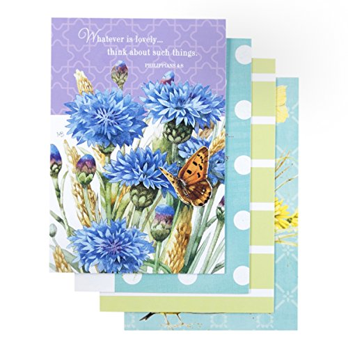 Birthday - Inspirational Boxed Cards - Marjolein Bastin Floral