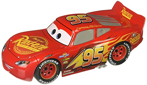 Metals Pixar Cars 3 1: 24 Diecast - Lightning Mcqueen Vehicle