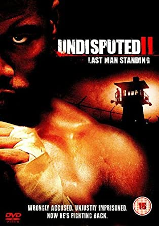 Undisputed 2 - Last Man Standing [DVD] [Reino Unido]: Amazon ...