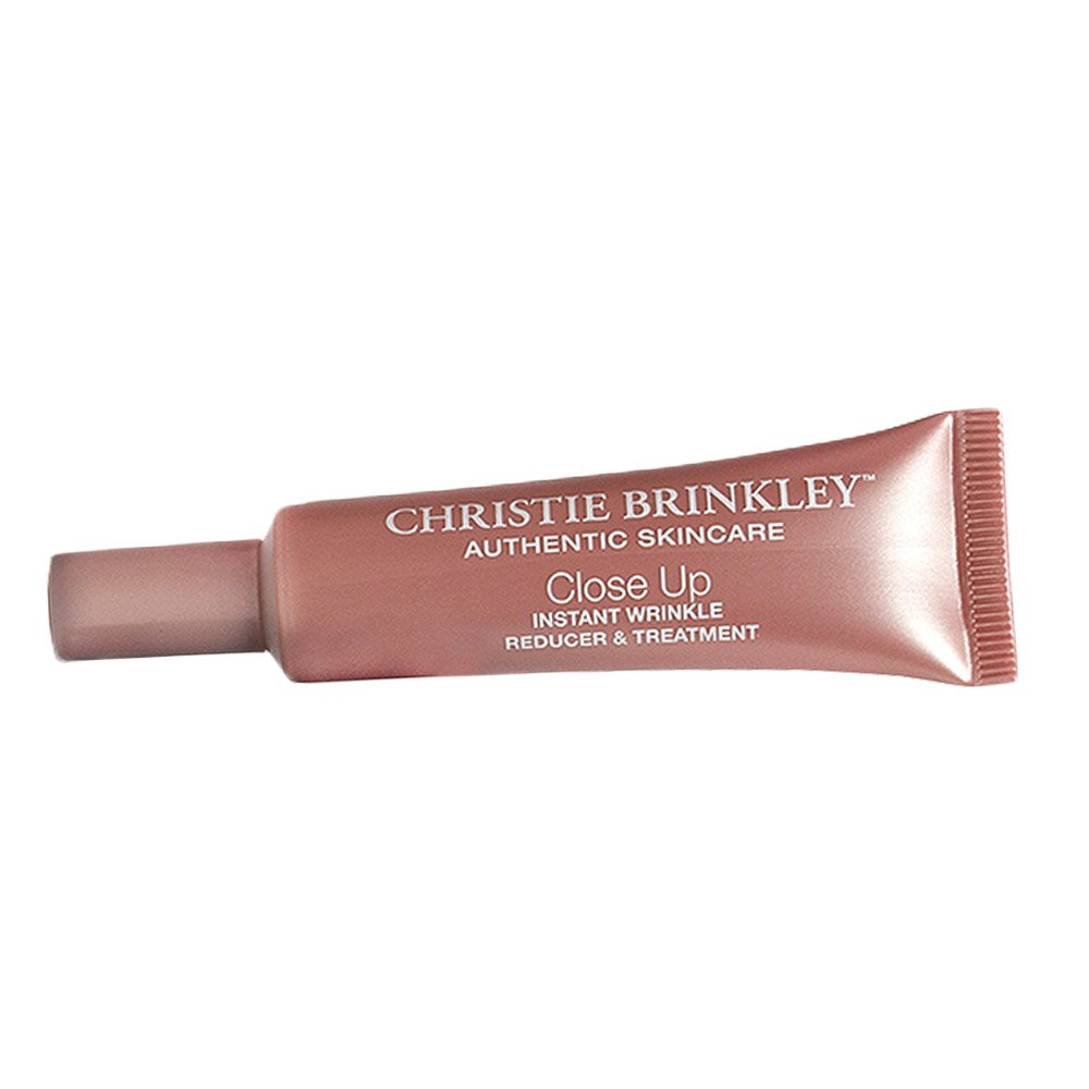 Christie Brinkley Authentic Skin Care Closeup Instant Wrinkle Reducer & Treatment 0.33 oz