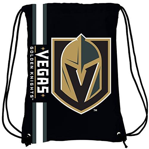 Las Vegas Golden Knights Big Logo Drawstring Backpack