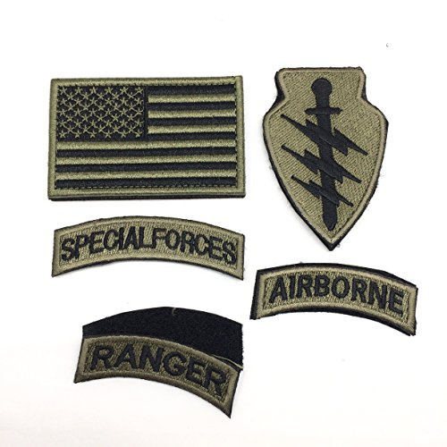 Special Forces Patch - 9