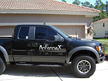 1997-2011 13 Inch All-Terrain Flexible Rubber Antenna is Compatible with Dodge Dakota AntennaMastsRus - Spring Steel Internal Core