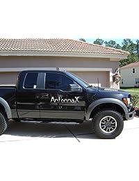 AntennaX Antena todoterreno (13 pulgadas) para Ford F150