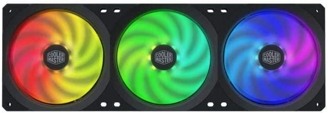 Cooler Master MasterFan SF360R ARGB - Ventilador de chasis (360 mm)