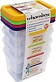 Whambox - Handy Storage Boxes - - 490ML by Whambox