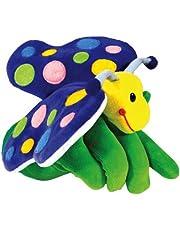 HAPE Beleduc 40280 handpop vlinder spel