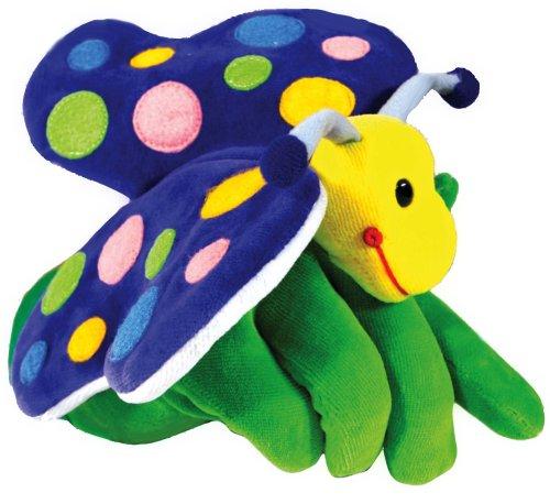 Hape - Beleduc - Butterfly Glove Puppet ()
