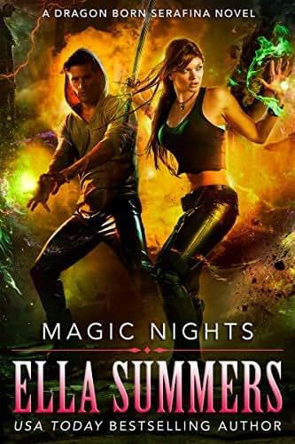 Magic Nights (Dragon Born Serafina Book 3)
