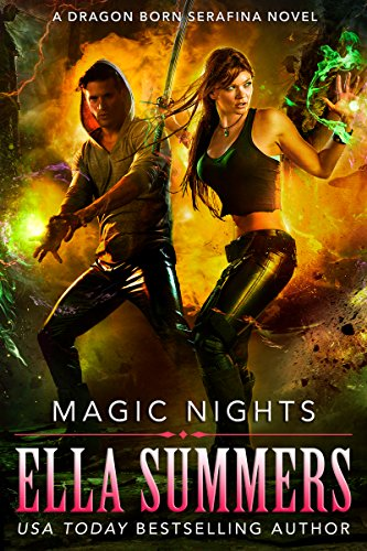 Magic Nights Extended Dragon Serafina ebook