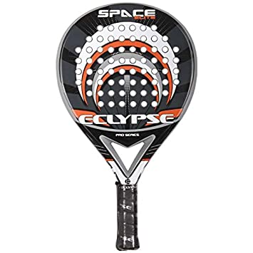 Softee Eclipse Space - Pala, Color Negro/Gris/Blanco, 38 mm: Amazon.es: Deportes y aire libre
