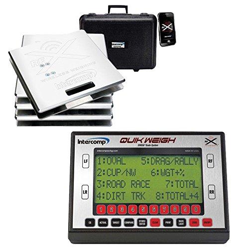 Intercomp 170126-W Scale SW650 Quick ()