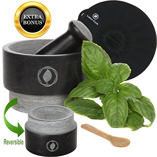 granite-mortar-and-pestle-set-reversible-large-stone-set-with-free-silicone-lid-mat-and-spoon-55-inc
