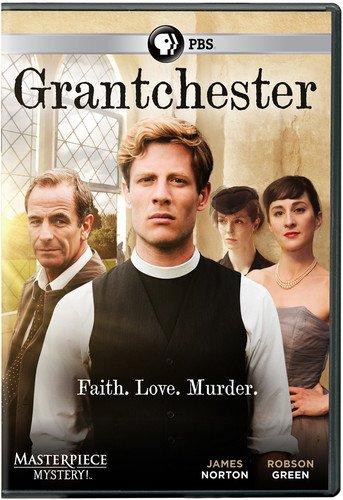 Grantchester: The Complete First Season (Masterpiece) (Best Masterpiece Mystery Series)