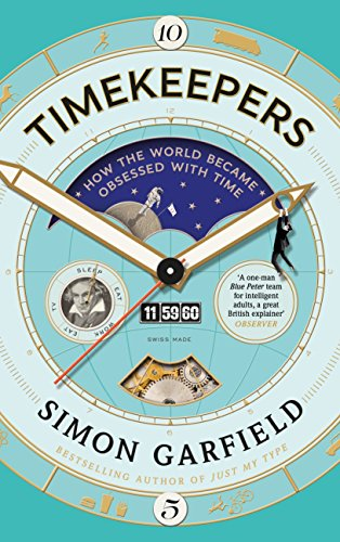 Download PDF Timekeepers - How the World Became Obsessed With Time