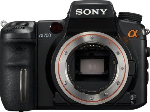 Sony Alpha A700 12.24MP Digital SLR Camera (Body Only)