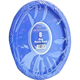 8 X DARK BLUE PARTY PLATTER - 30cmx 23cm FREE DELIVERY