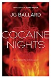 Front cover for the book Cocaine Nights by J. G. Ballard