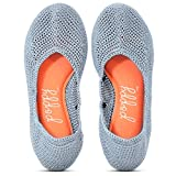Poppy Crochet Summer Shoes for Women Delyte Ballet Style Breathable Flats, are Handcrafted