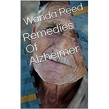Remedies Of Alzheimer