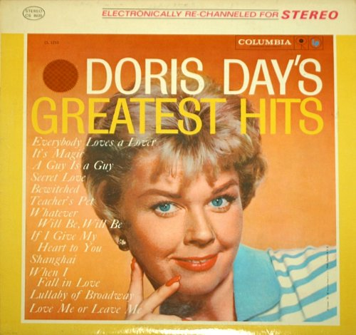 Doris Day: Greatest Hits [VINYL LP] [ENHANCED FOR (Green Day Heart)