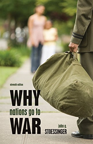 why nations go to war ch 7 summary Why nations go to war there are often people who ask the big question, why do nations feel the need to go to war one of the main reasons for this question comes from the loss of life that comes with it.