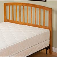 Atlantic Furniture Richmond Headboard in Caramel Latte - Twin