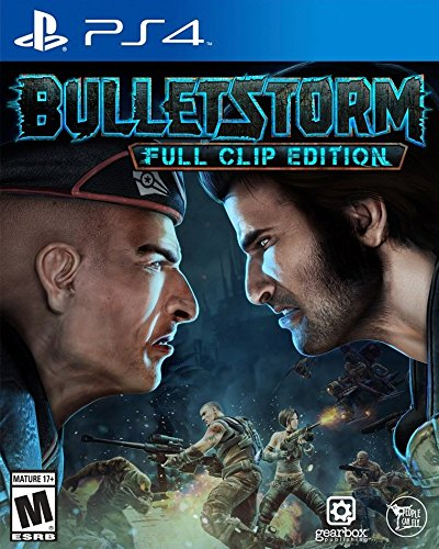 Bulletstorm: Full Clip Edition - PlayStation 4 (Emerald Card Rare Single)