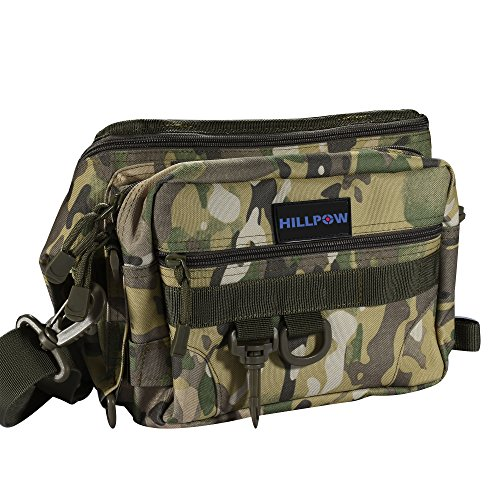 HILLPOW Portable Multifunctional Water Resistant camouflage product image
