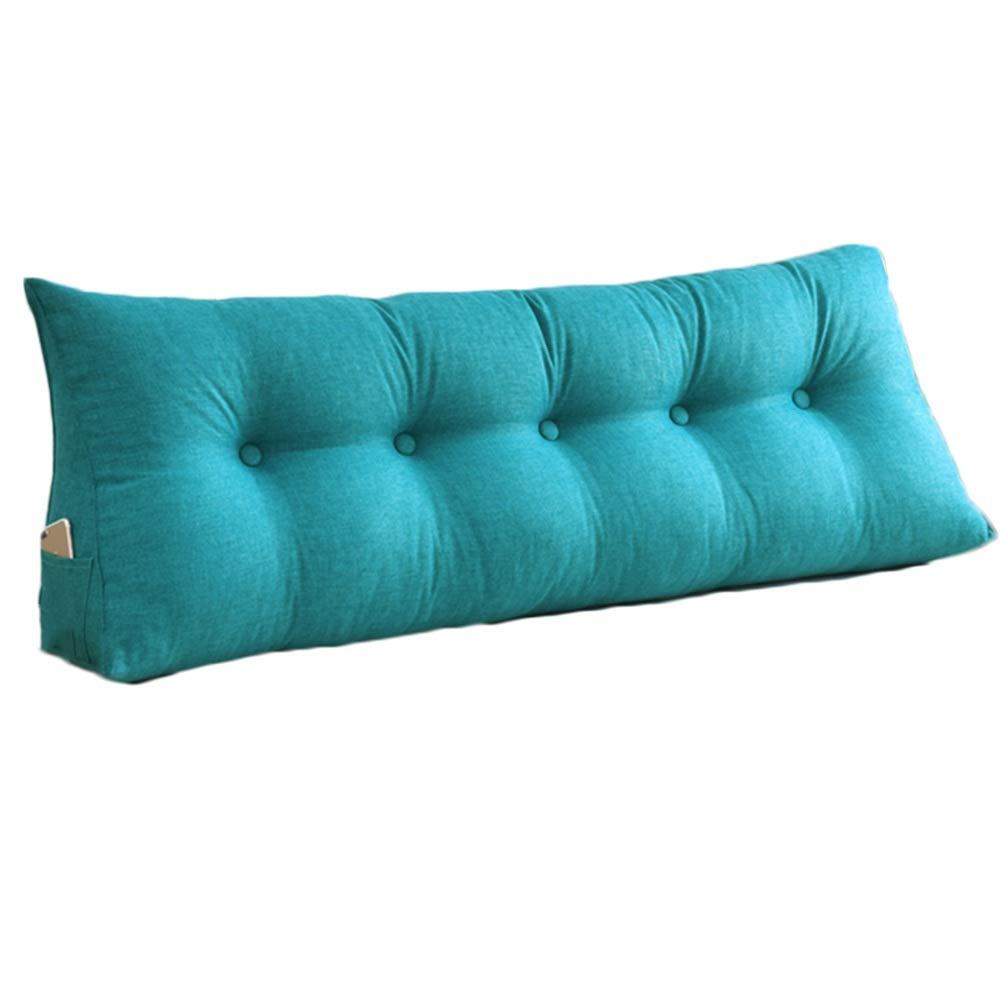 高級感 WENZHE クッションベッド 床用靠垫 サイズ ウェッジ コットンとリネン 背もたれ G 150x50cm|G 洗える 三角形 ソフトケース ホーム 寝室、 8色 (色 : B, サイズ さいず : 150x50cm) B07PDH9C5C 150x50cm|G g G g 150x50cm, オノエマチ:42f60403 --- svecha37.ru