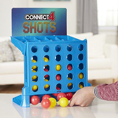 Hasbro Gaming Connect 4 Shots Game