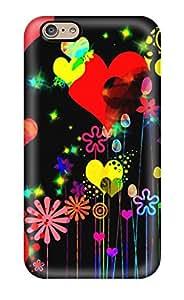 New Tpu Hard Case Premium Iphone 6 Skin Case Cover(funky)