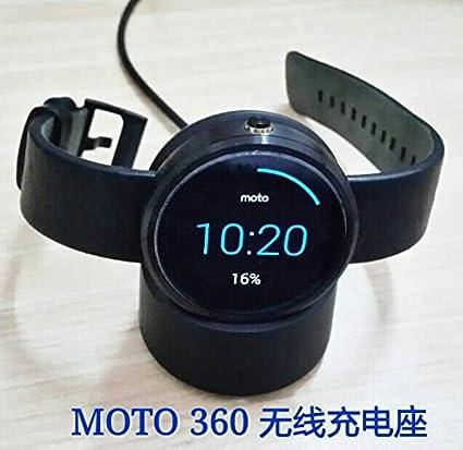 Amazon.com: Fosheng Tide Smart Watch Wireless Charging Dock ...