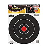 Birchwood Casey Dirty Bird Target 12-Inch Bull's Eye (12Pack)