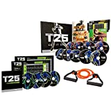 Shaun T Focus T25 DVD Effective Workouts Fitness Burning Fat Calorie,Build Lean Muscle... (T25 1)