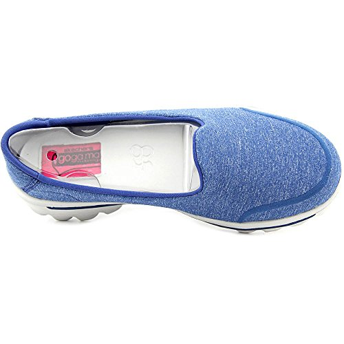 Skechers Performance Womens Go Walk 2 Slip-on Scarpa Da Passeggio Blu