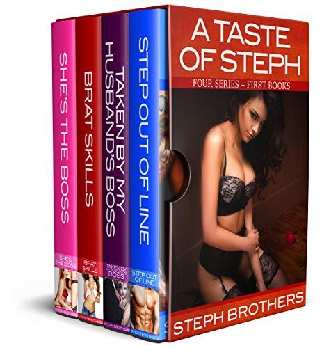 A Taste Of Steph: Four Series – First Books