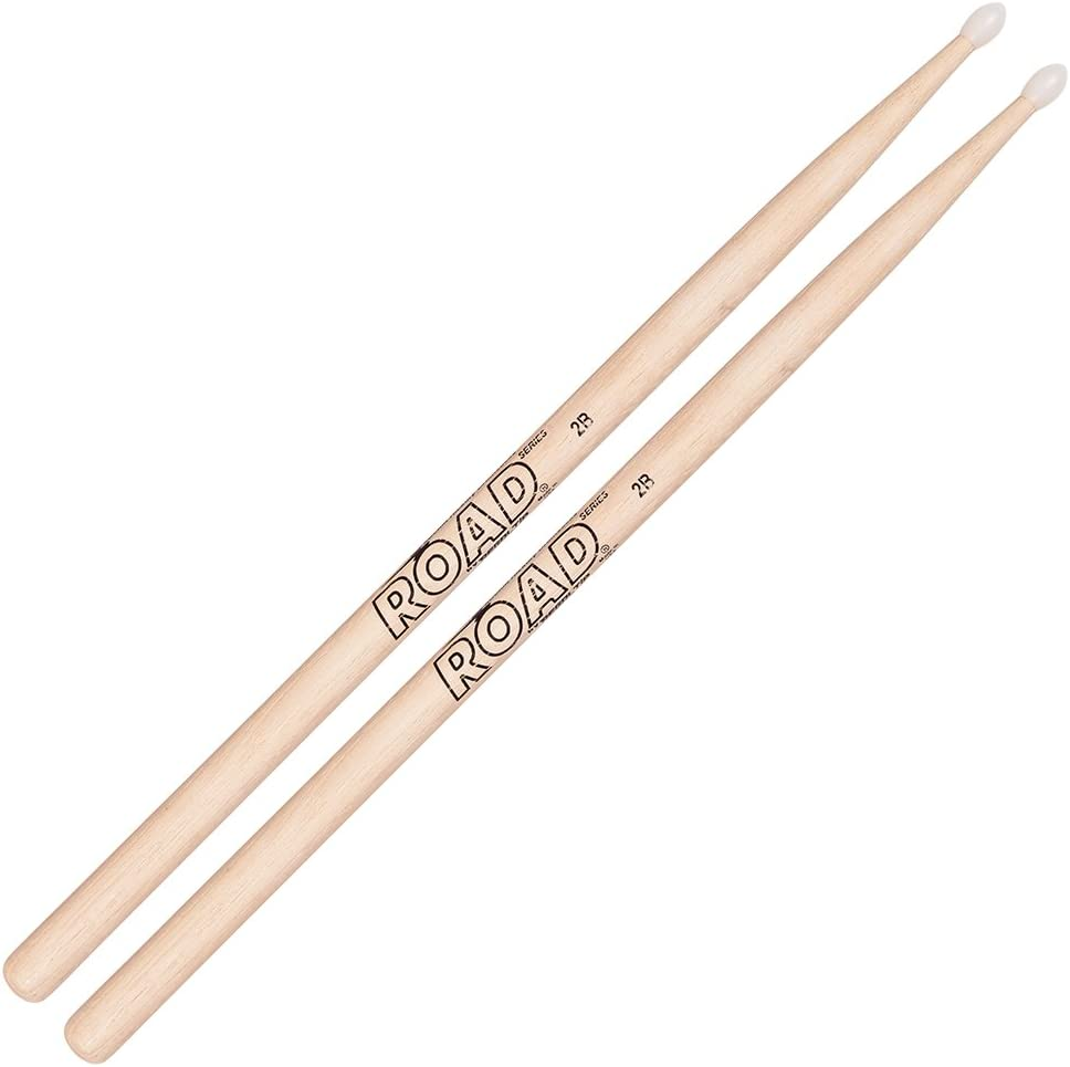 Regal Tip RS822N Road Series 2B Nylon Tip Drumsticks