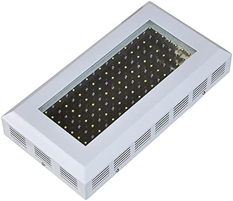LEDwholesalers 120W High Power LED Blue and White Coral Reef Aquarium Light, 2518WB