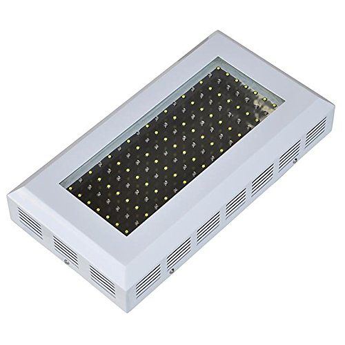 LEDwholesalers 120W High Power LED Blue and White Coral Reef Aquarium Light, 2518WB 120w Led Aquarium Light