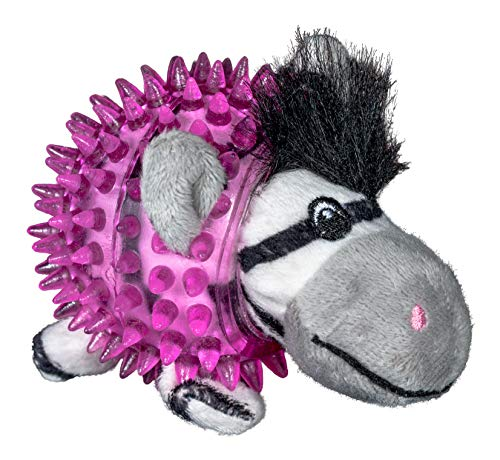 Lil' Bitty Squeakers Zebra (Zebra Squeak Lil)