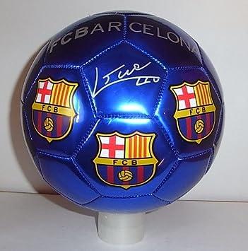 372| BALON DEL BARÇA FC Barcelona FCB CON LA FIRMA JUGADORES ...