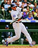 Troy Tulowitzki Colorado Rockies 2013 MLB Action Photo 8x10