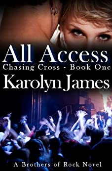 Resultado de imagen para Chasing Cross all access karolyn james