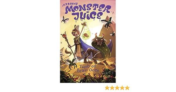 Tomb of Brain Ooze #5 (Monster Juice)