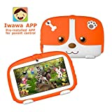Kids Tablet,7 inch Android Tablet for Kids,Kids Tablets with WiFi,Quad Core Processor,Parental Control,Safety