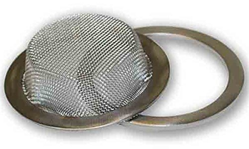 (02-16 Honda CRF450R: Big Gun Spark Arrestor Screen)