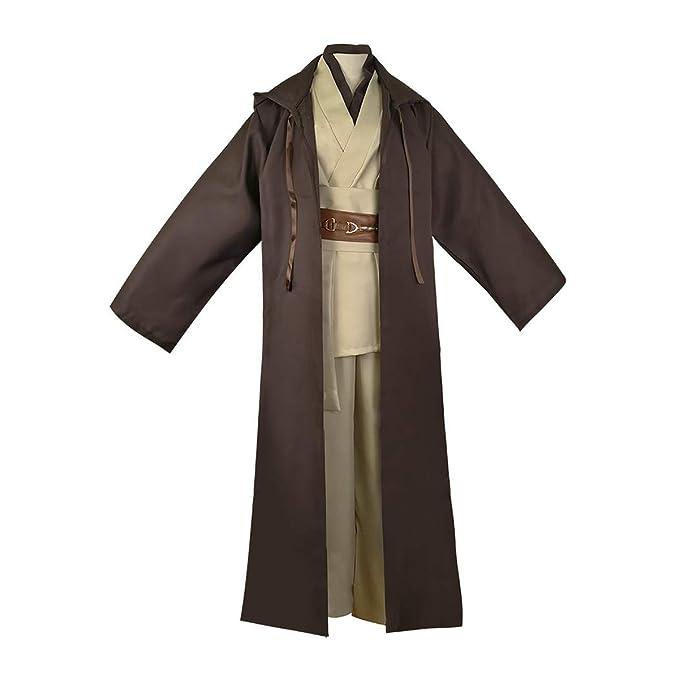 Amazon.com: iCos - Albornoz con capucha y cinturón para ...